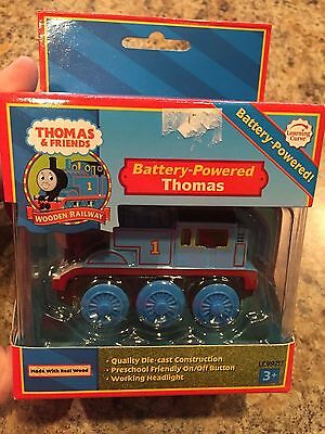 Thomas the Train Battery Powered Thomas Car 99717 Learning Curve Retired New