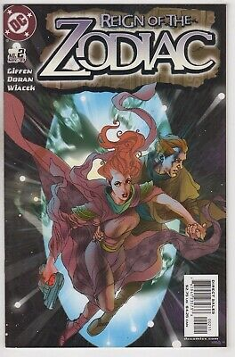 Reign of the Zodiac 2 DC 2003