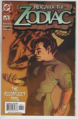 Reign of the Zodiac 4 DC 2004