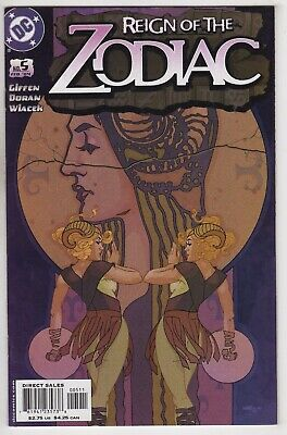 Reign of the Zodiac 5 DC 2004