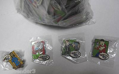 """Huge Lot of EBAY """"Live"""" Pins from Chicago 2008 In orginal plastic packets - 54"""
