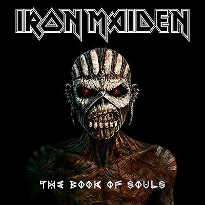 Iron Maiden - The Book Of Souls 2 Cd Set (Jewel Case)