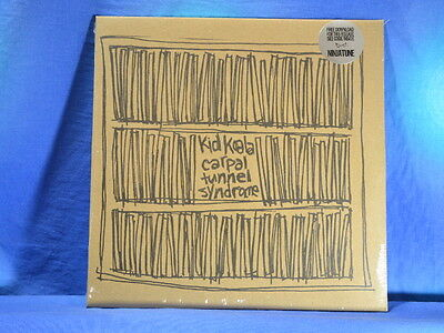 Kid Koala - Carpal Tunnel Syndrome, 2x LP , MP3, neu/OVP