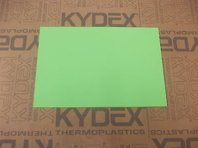 Kydex T Sheet Sheath Holster 300 X 200 X 2Mm  P-1 Haircell Zombie Green