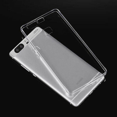 For Huawei Honor V8 Ultra Thin Invisible Clear Gel skin Case cover
