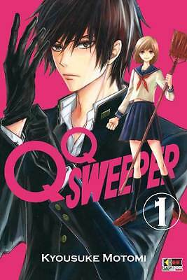 manga QQ SWEEPER N. 1 - flashbook nuovo ITALIANO