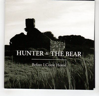 (GR204) Hunter & The Bear, Before I Come Home - CD