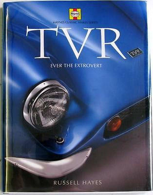 Tvr Ever The Extrovert (Haynes Classic Makes Series) - Isbn:9781844255078 Hayes