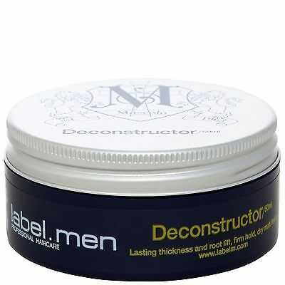 Label M Men Deconstructor 50ml for him BRAND NEW