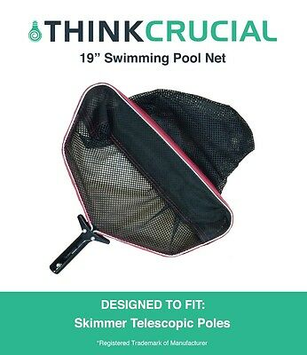 "19"" Swimming Pool Net with Deep Bag"