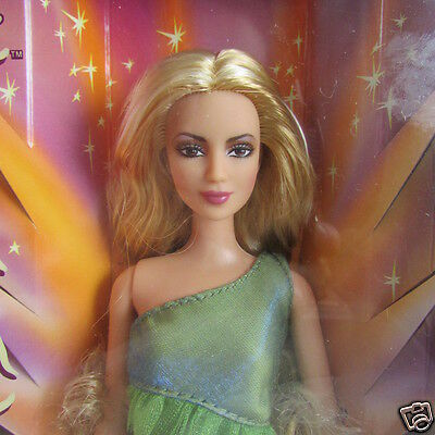 Shakira Barbie Doll Mattel NRFB 2003 New in Box NIB Celebrity Columbia Singer