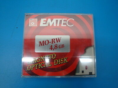 EMTEC 345726EUS 4.8GB RW  *NEW*  Sealed Optical Disk EDM-4800B EDM-4800C 1 Piece