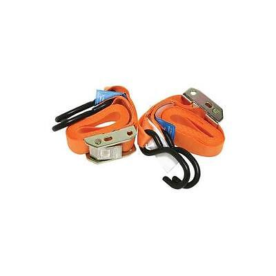 84101825 Hilka Tools Tie Down Straps , Cam Buckle , 1.8M , X2