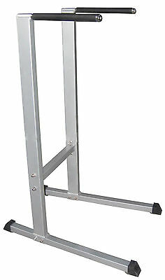 EVINCO Commercial Dip/Dipping Station Stand Workout Tower Exercise Abs Triceps