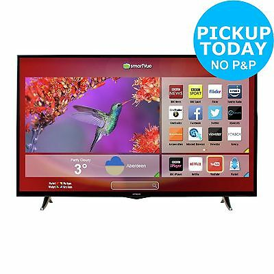 Hitachi 55HB6T62U 55 Inch 1080p Full HD Freeview HD Smart LED TV-From Argos ebay