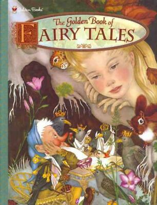 Golden Book of Fairy Tales by Adrienne Segur (English) Hardcover Book Free Shipp