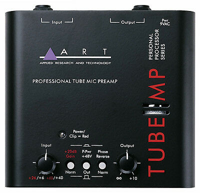 ART Tube MP Original Microphone Pre Amp (NEW)