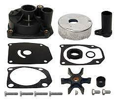 Johnson Evinrude Outboard Water Pump Kit Complete 50-75Hp 3 Cyl 432955 18-3389
