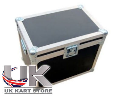 Engine Box 30 x 28 x 37cm (O/D) Strong & Sturdy with Lock Hole UK KART STORE