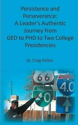Persistence and Perseverance by Dr. Craig Follins (English) Paperback Book Free