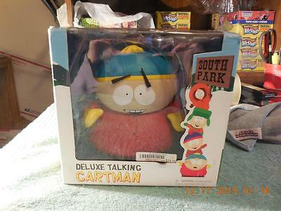 South Park Deluxe Talking Cartman Figure By Mezco - 12 Phrases