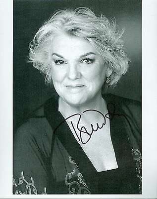 GF/Autogramm  TYNE DALY  Cagney & Lacey