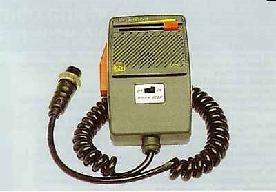 Zetagi M95 Power Microphone Mic & Twin Roger Bleep Cb Radio Cobra Uniden Suprtst