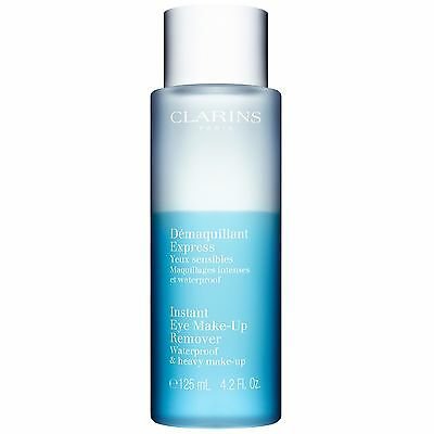Clarins Instant Eye Make-Up Remover for her 125ml BRAND NEW