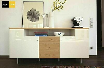 sideboard anrichte h lsta vedua eiche natureiche. Black Bedroom Furniture Sets. Home Design Ideas