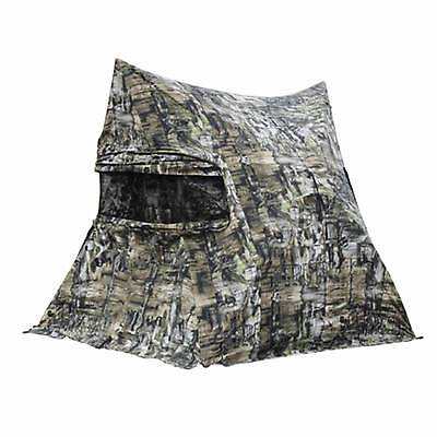 PRIMOS 60072 Double bull shack attack Ground blind truth camo