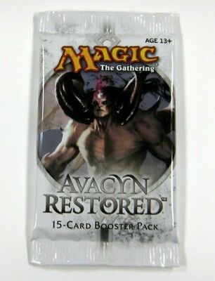 Magic: The Gathering MtG Avacyn Restored Booster Pack engl.
