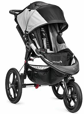 Baby Jogger Summit X3 Jogging Stroller Black / Gray NEW 2016