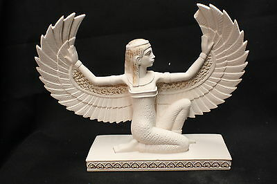 NEW Winged Isis statue (Goddess of Life and Love ) 200mm (ST105V)