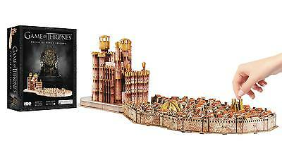 Game of Thrones 3D Puzzle King's Landing - 260 pieces