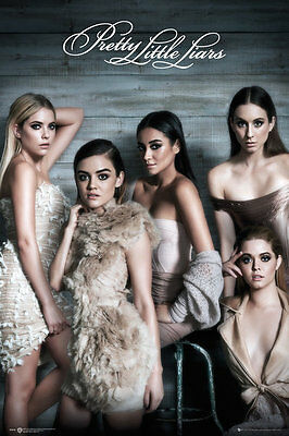 FP4278 PRETTY LITTLE LIARS Season 7 Maxi Poster 61 X 91.5 cm