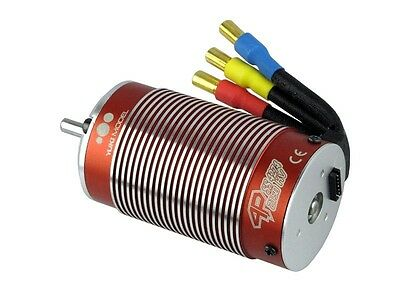 Yuki Model YAKUZA Brushless-Motor 2150KV 42/74SD sensored - 4108032