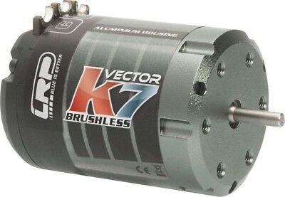 LRP Vector k7 Brushless Motor - 17.5T - 50481