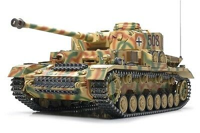 Tamiya Panzer IV RC 'Full Option' - 56026
