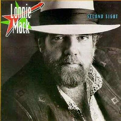 Lonnie Mack - Second Sight [New CD]