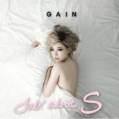 Gain, The Gain - Talk About S. [New CD] Asia - Import