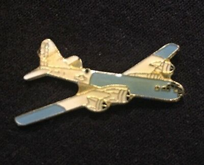Vintage Boeing B-29 Superfortress Heavy Bomber Plane Lapel Hat Pin New Old Stock