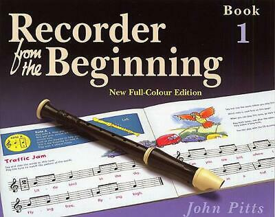 Recorder From The Beginning Pupil Bk.1; Pitts, John, FMW - EJ10076