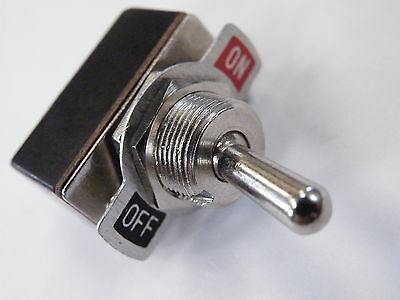 DP Standard Mains Toggle Switch 1ea N//O N//C 2A 250Vac or as SPDT STS-DPIC EN02