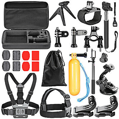 Neewer 22-in-1 Sport Accessory Kit II for GoPro Hero1 2 3 3+ 4 4Session UD#15