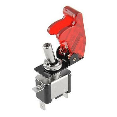 Universal 12V 20A Racing Car Vehicle ON/OFF Light Rocker Toggle Switch Cover