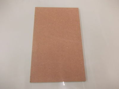 Valchromat Coloured Wood 297 x 210 x 8mm A4 Brown  Board Sheet DIY  Panel