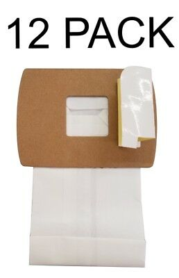 12 Vacuum Bags for Oreck XL Buster BB280D, BB870, BB900