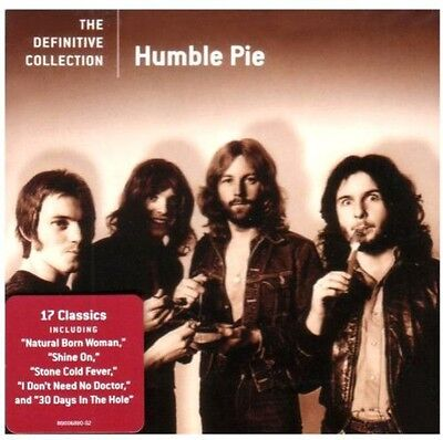 Humble Pie - Definitive Collection [New CD] Rmst