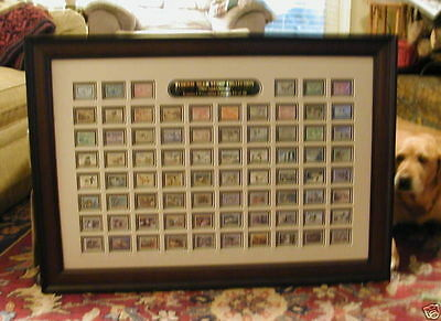 MINT UNSIGNED 80 ANNV Duck Stamp Collection-EXECUTIVE PLATINUM EDITION- RW1 up