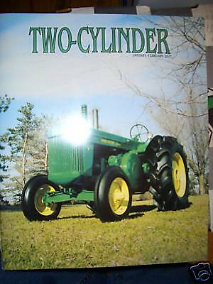 John Deere rice tractor, Two cylinder to New Generation